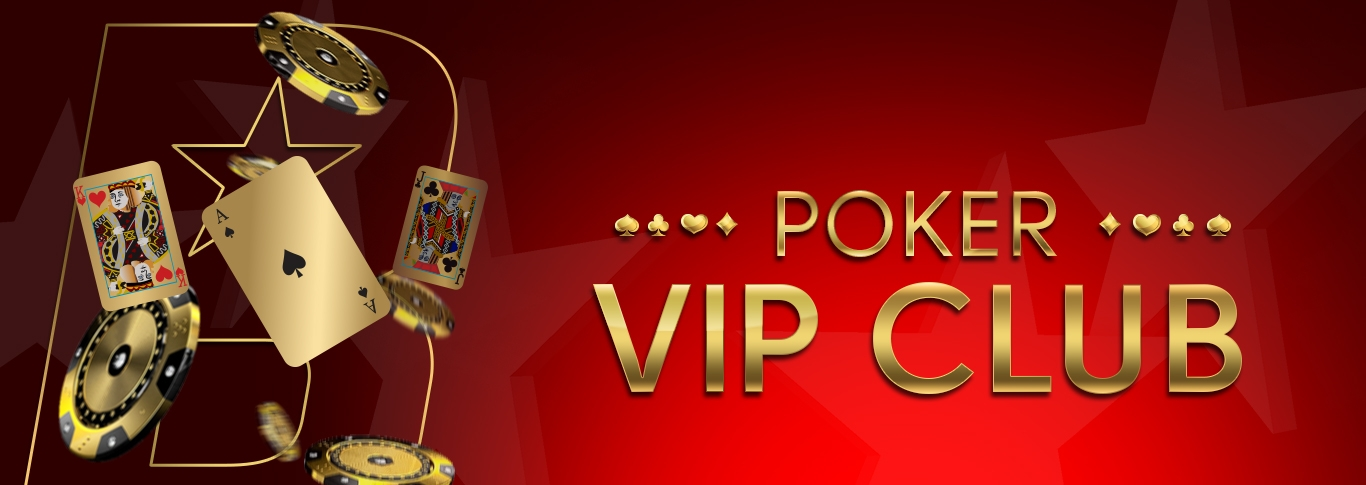 Poker VIP Club - Up to 30% cashback!