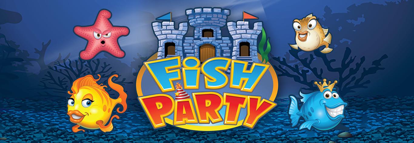 Fish Party SNG – laimē džekpotu un izmaini savu dzīvi!